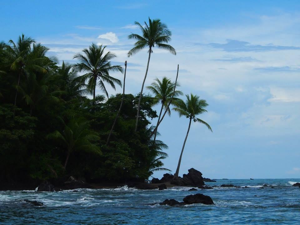 哥斯达黎加:海地人来了海岸旅行