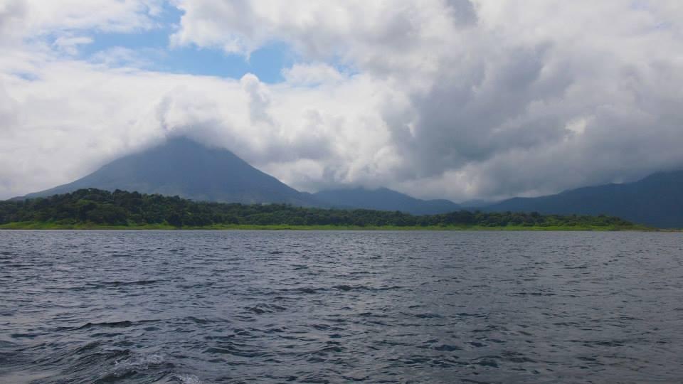 哥斯达黎加的旅行是由维纳萨的