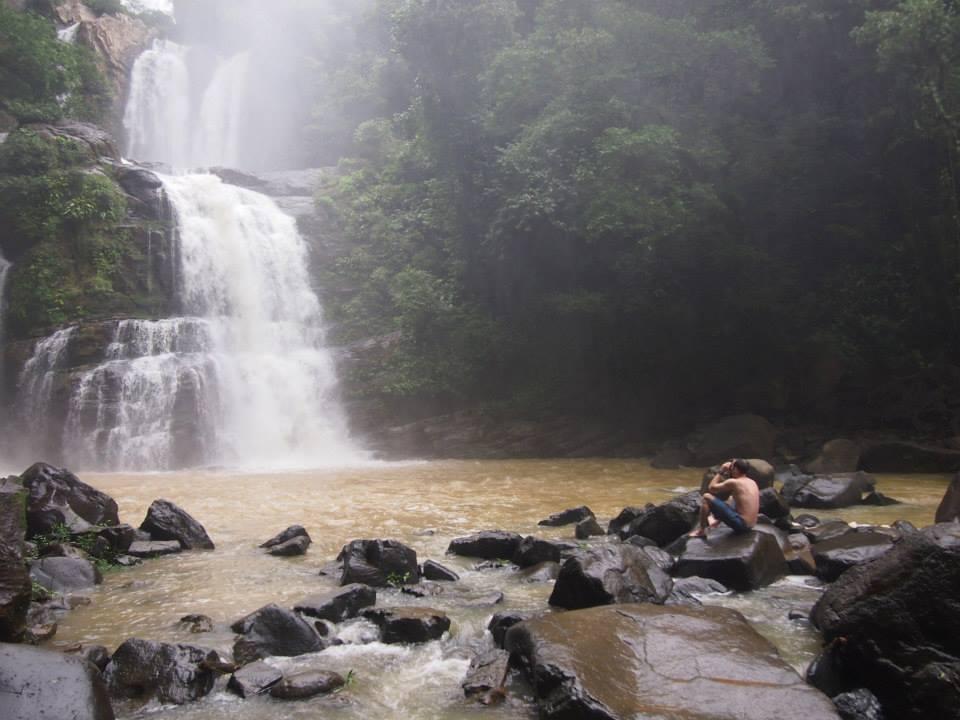 """哥斯达黎加:海地人·库特纳被称为""""瀑布"""""""