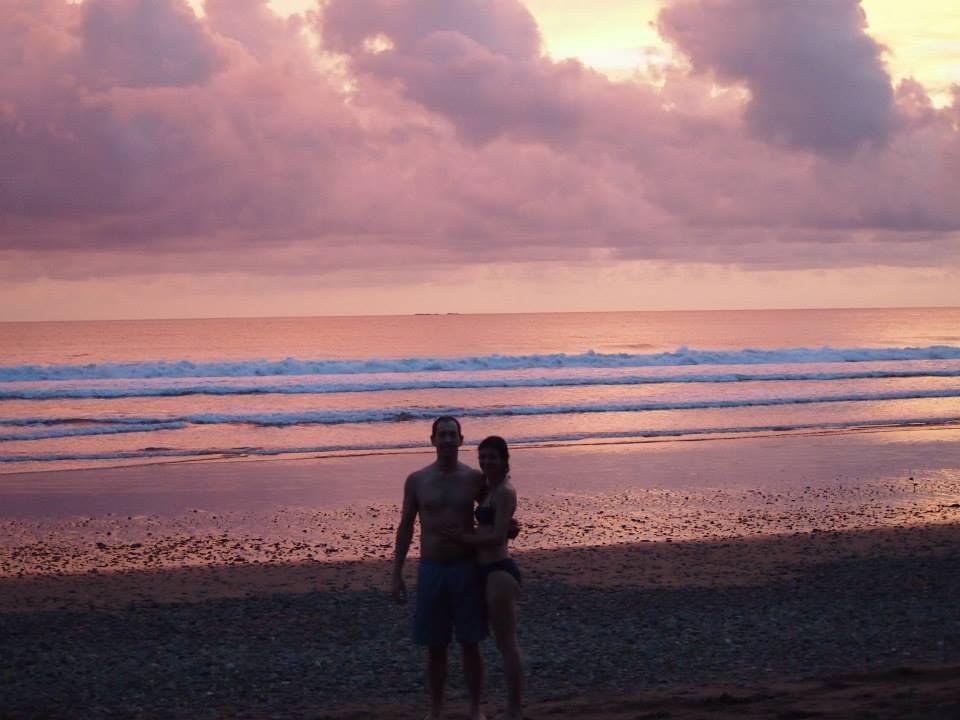 哥斯达黎加:海岸海岸海滩海滩