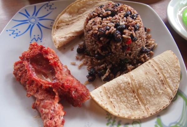 哥斯达黎加:瓦特纳餐厅: