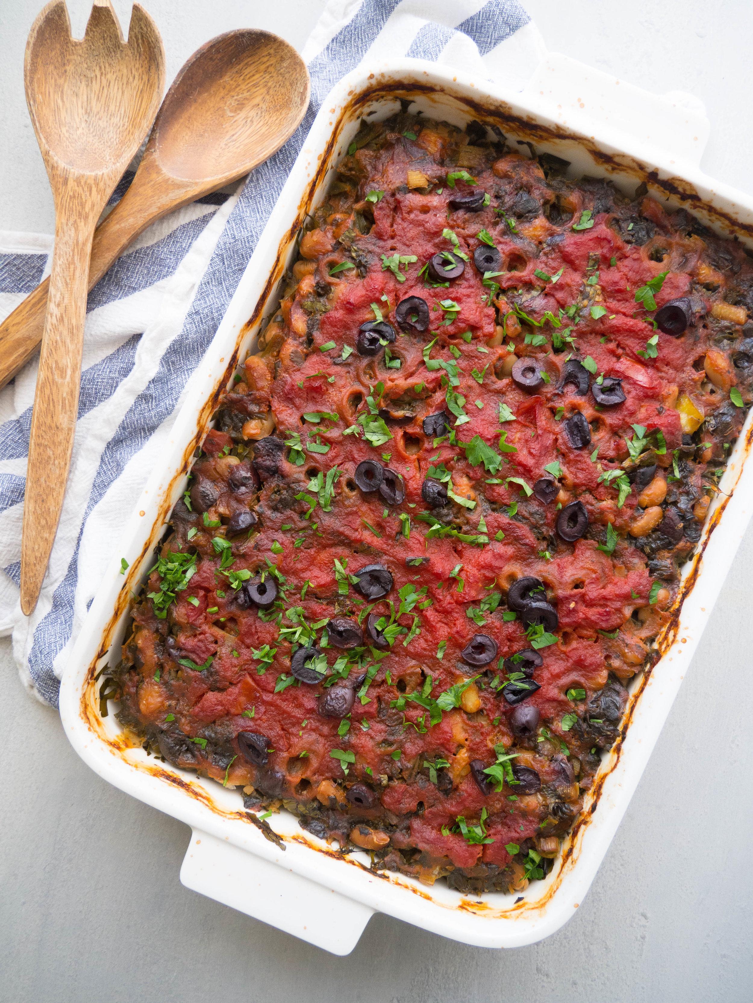 Mediterranean Giant Beans