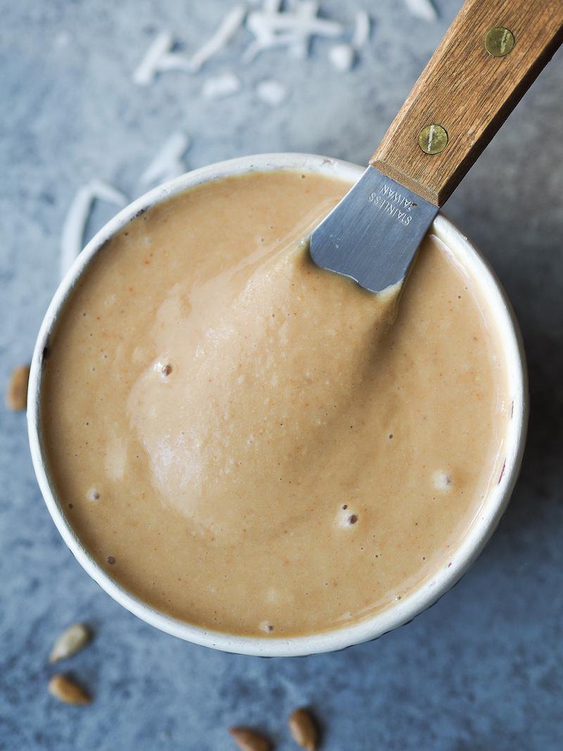 Coconut-Macadamia Butter