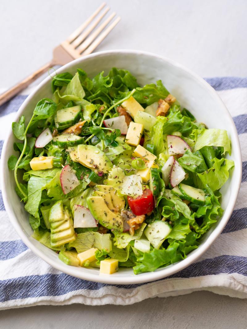 这是最棒的最棒的沙拉,##素食###克里斯蒂娜#烹饪沙拉,为素食#