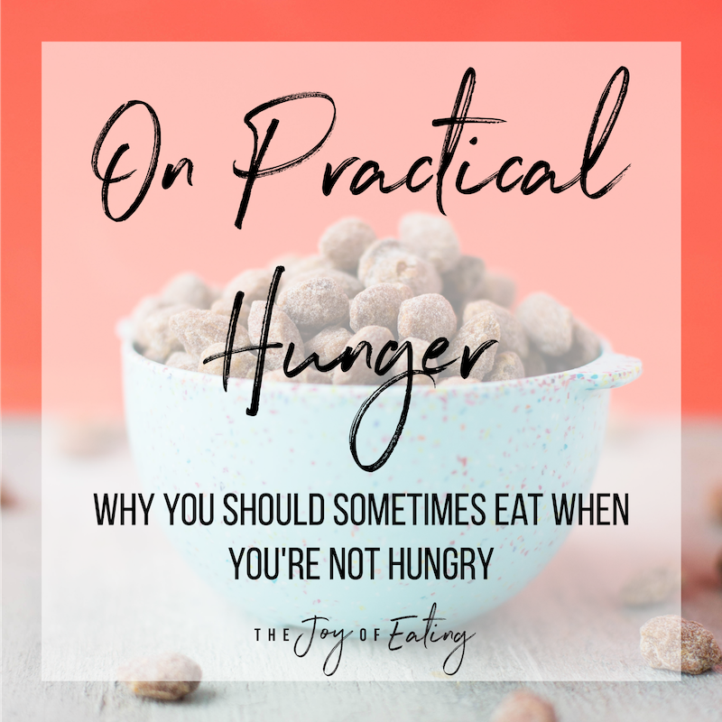 On Practical Hunger