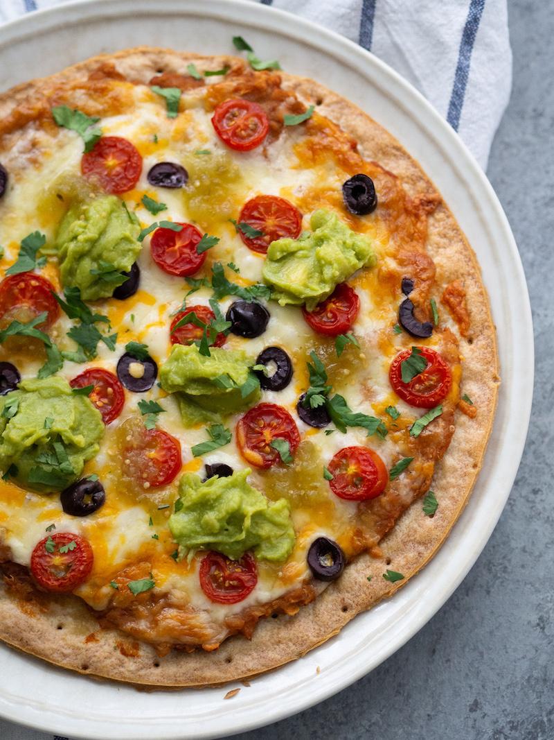 快点吃披萨的美味的披萨。