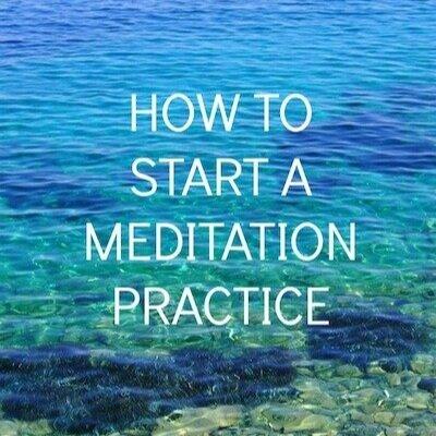 如何开始练习一种练习