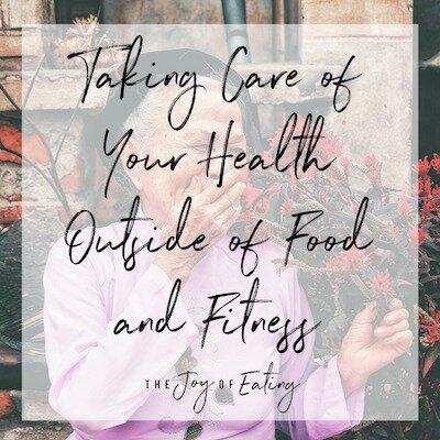 健康和其他食物