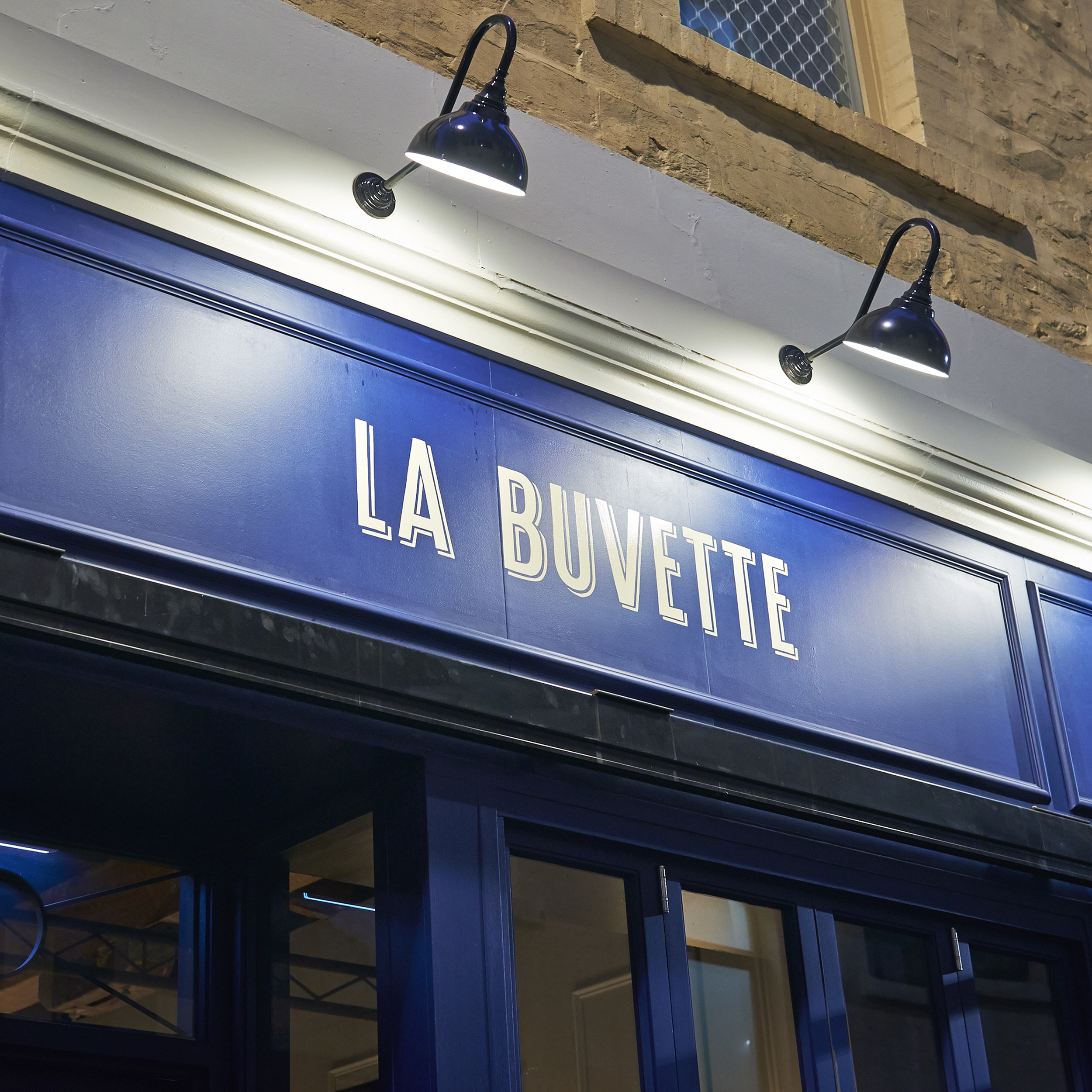 Project:  2015 Eat Drink Design Awards  Client:  La Buvette  Award:  Shortlisted – Best Bar Design