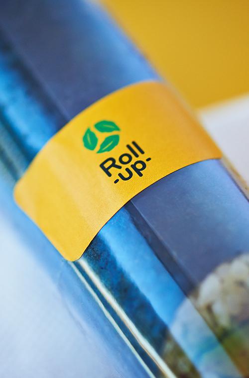Roll Up Branding