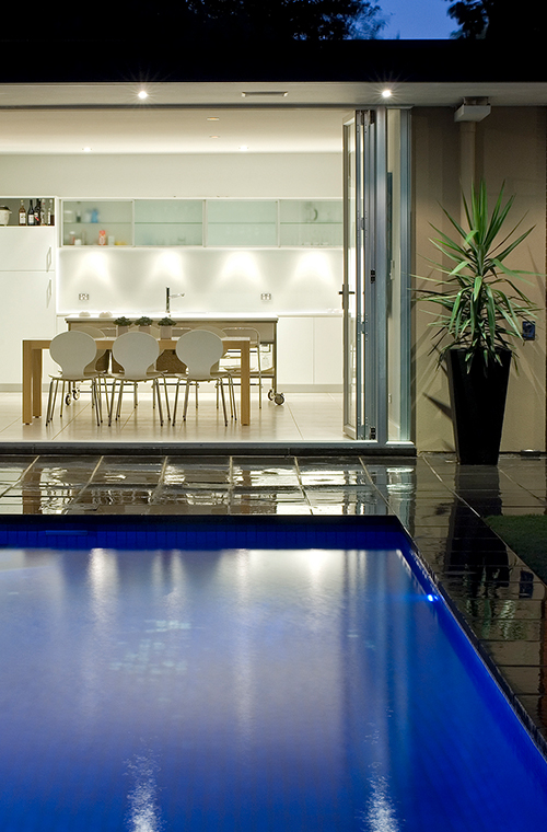 Rohrsheim Pool House