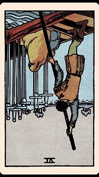 Kartu Hari Ini: Enam Pedang (Terbalik) — Elliot Oracle - Pembacaan Kartu Tarot