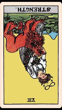 Kartu Hari Ini: Kekuatan (Terbalik) — Elliot Oracle - Pembacaan Kartu Tarot