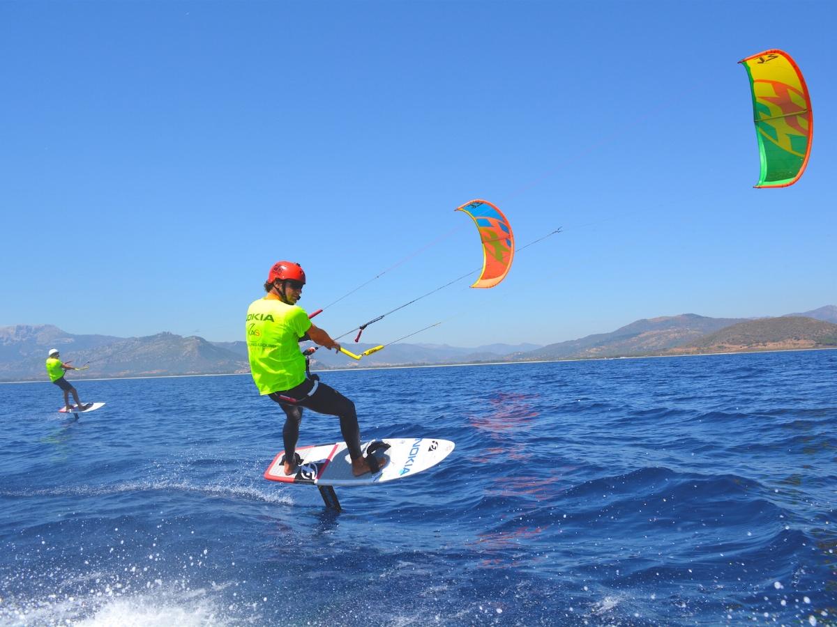 KAS 2017 - Il racconto video fotografico del primo periplo della Sardegna in kitesurf