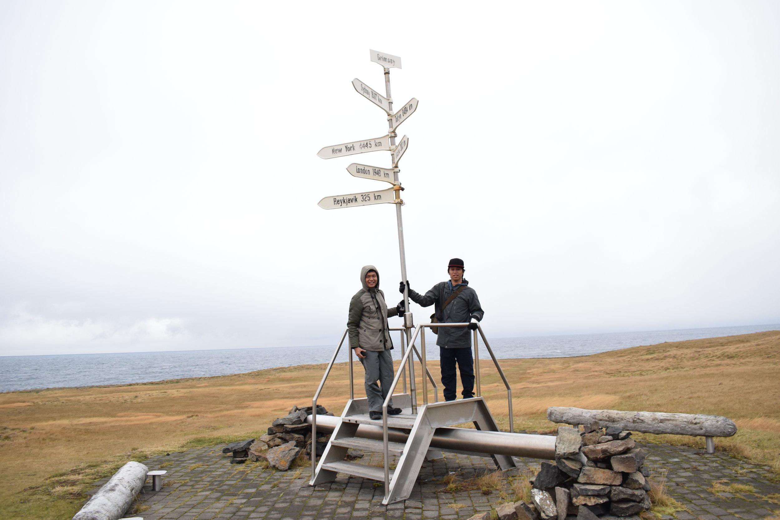KANO Travel & Trip to Grimsey Island   Iceland