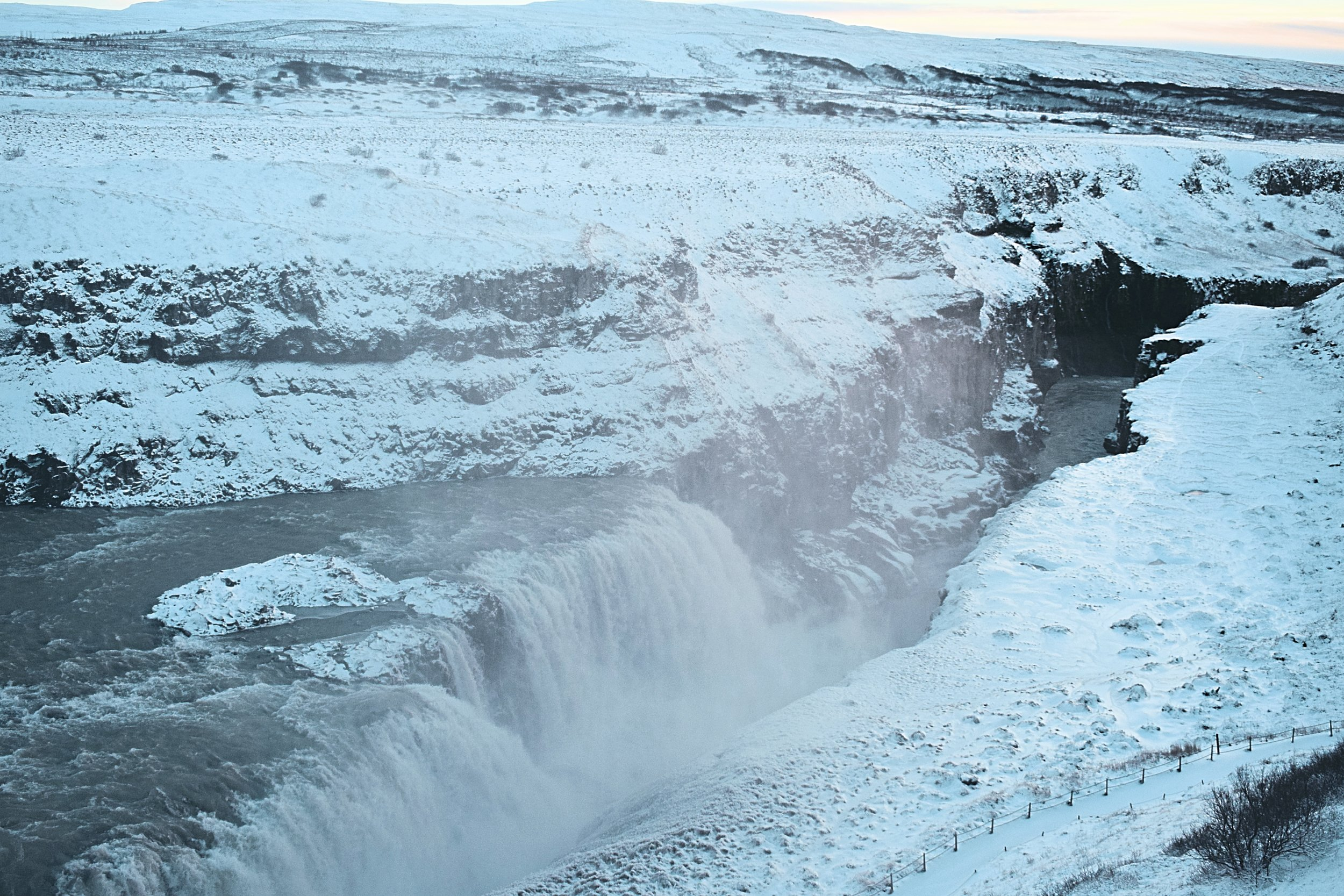 KANO Travel & Trip to Gulfoss   Iceland