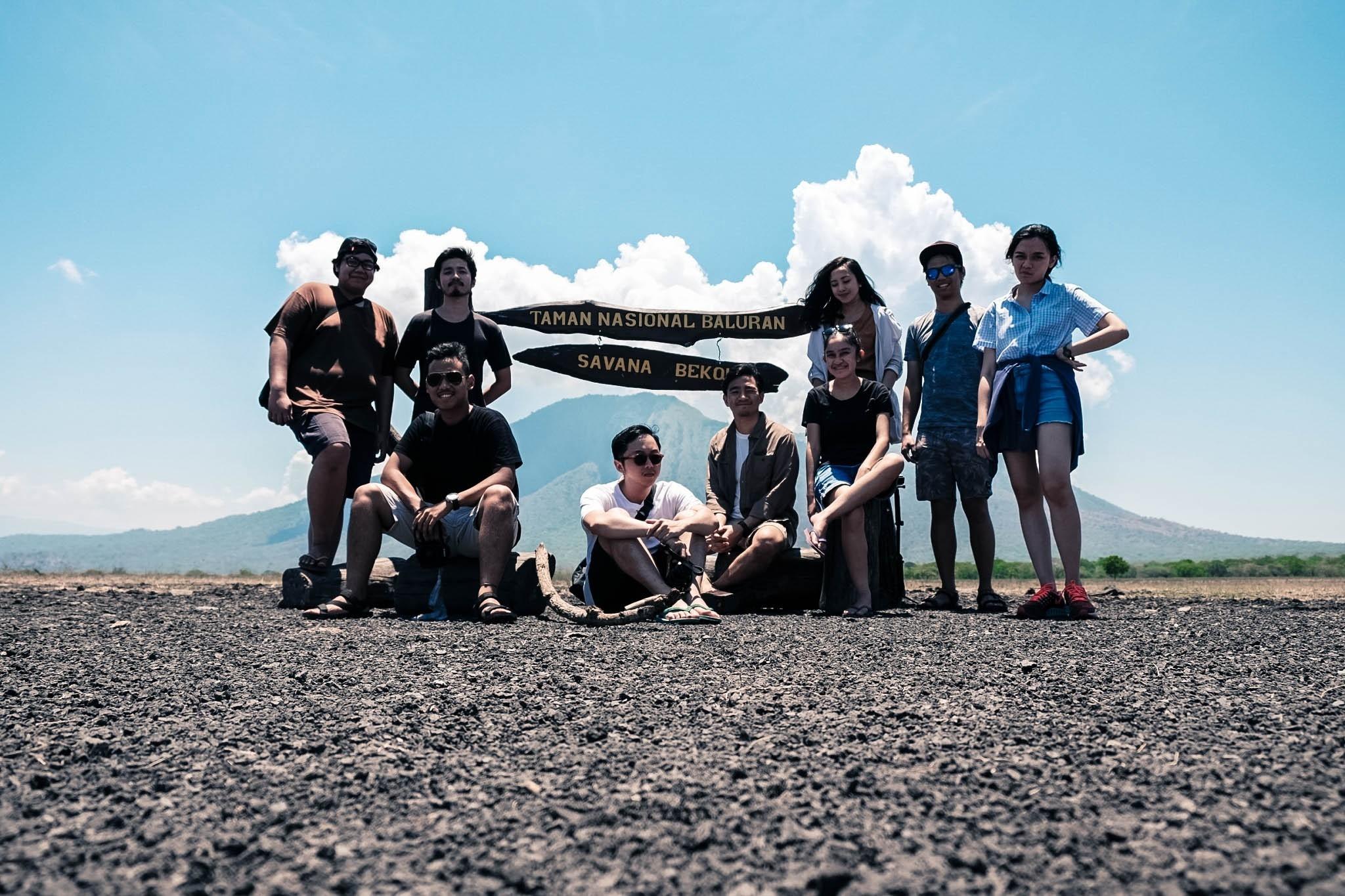 KANO Travel & Trip to Banyuwangi Indonesia   Baluran
