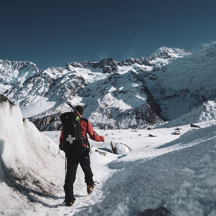 Venturing Deep Into NZ's Largest Glacier -