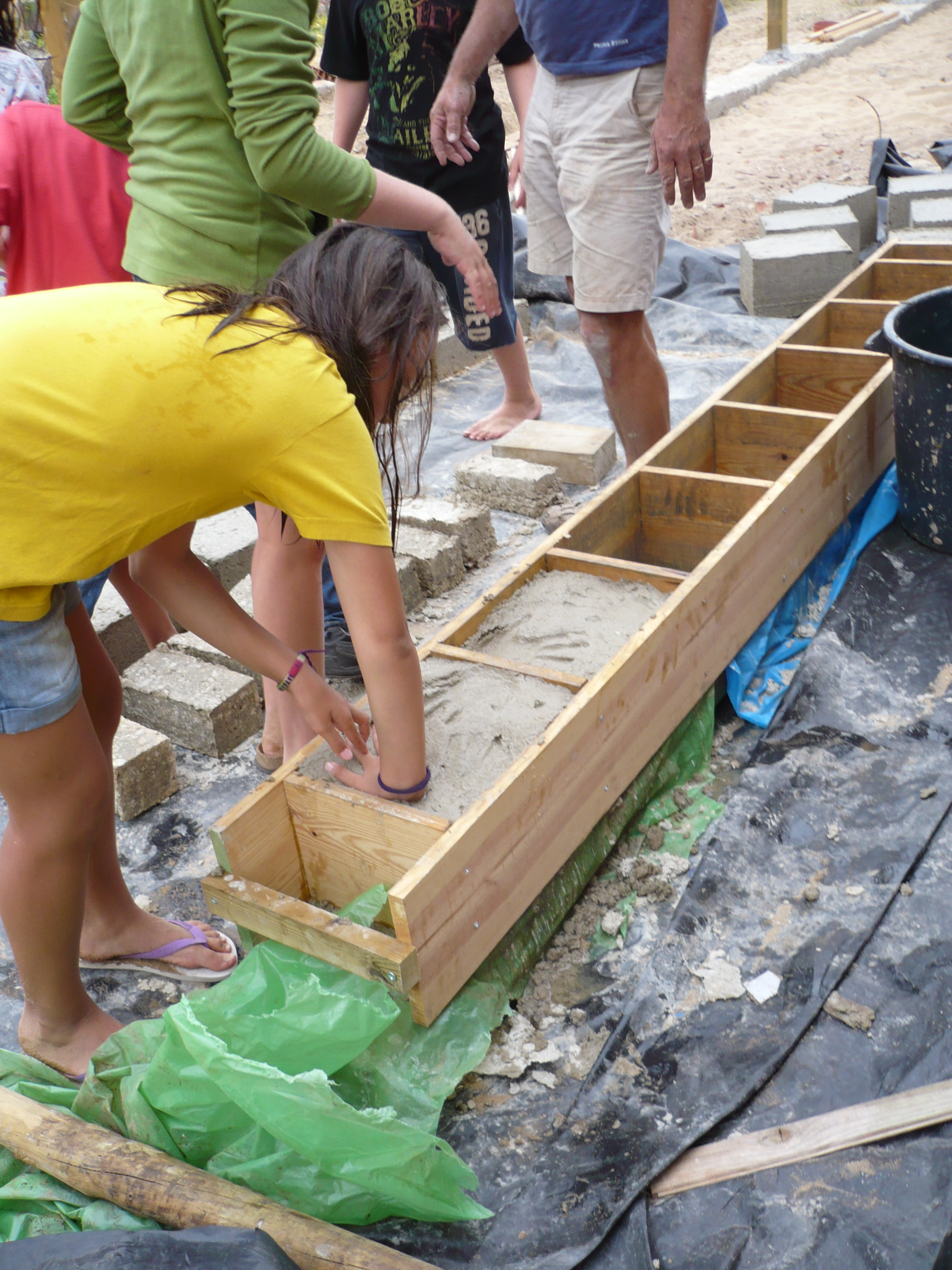 Adobe Brick Workshop