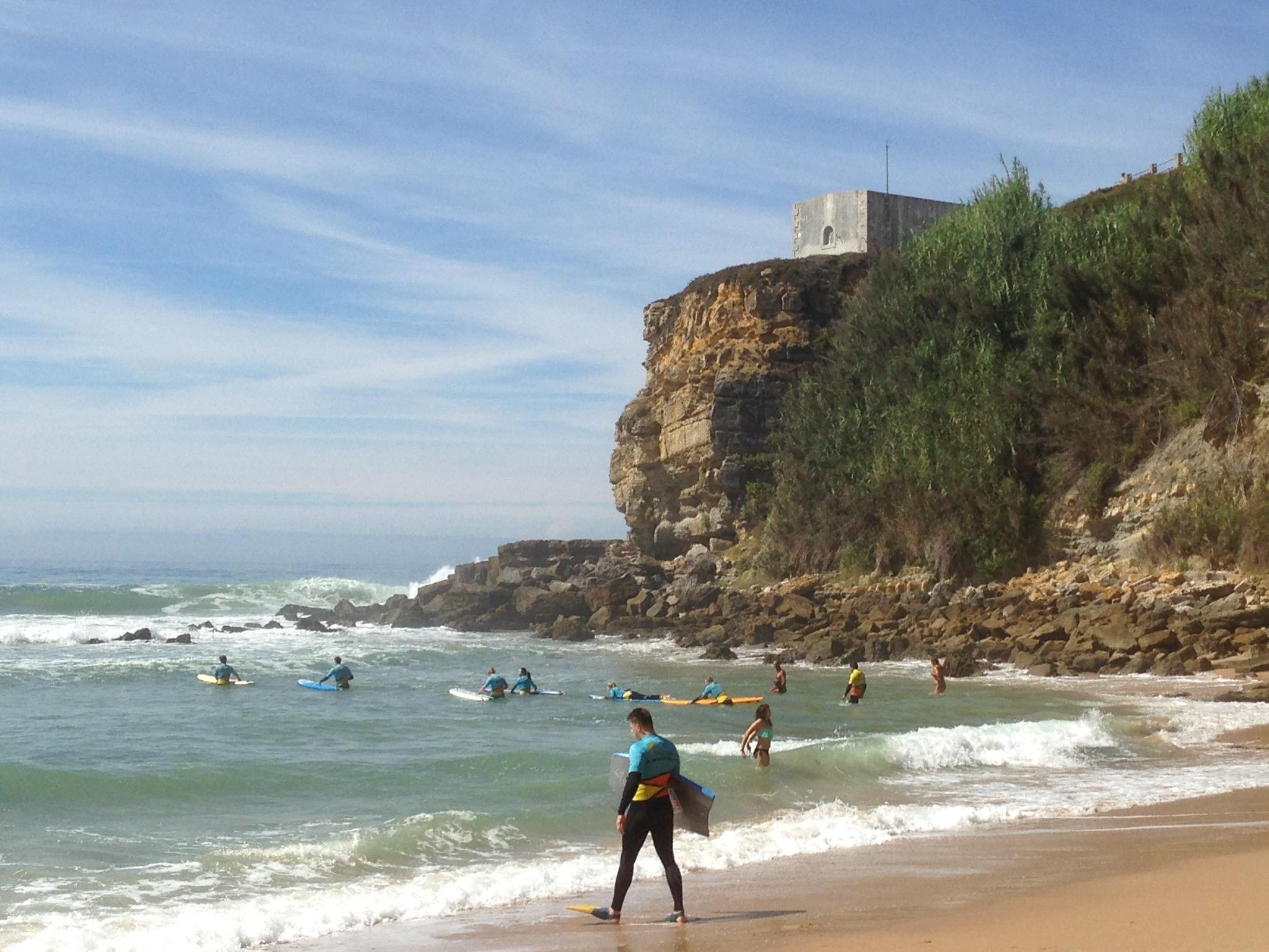 Praia Magoito