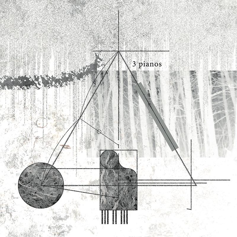 Tanaka/Lindvall/Wallumrød – 3 pianos