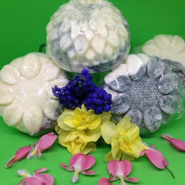 flower molds $5.00