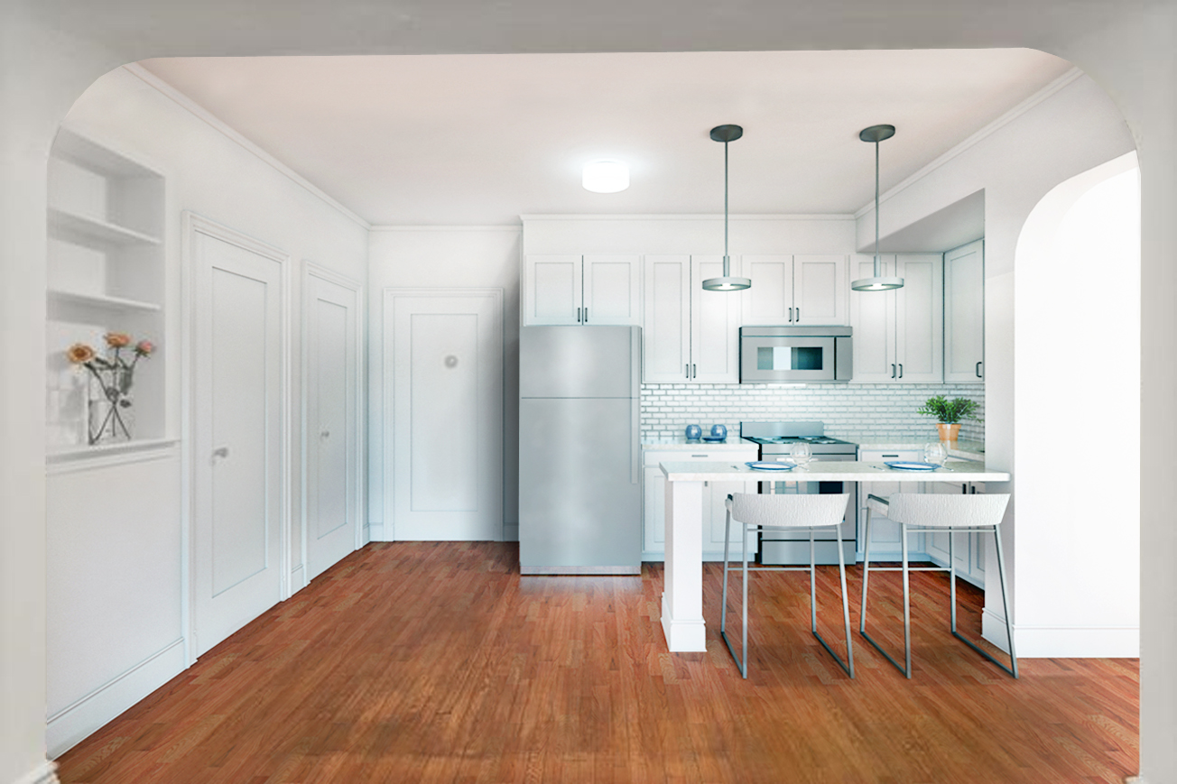 JACKSON HEIGHTS CONVERSION   Learn More