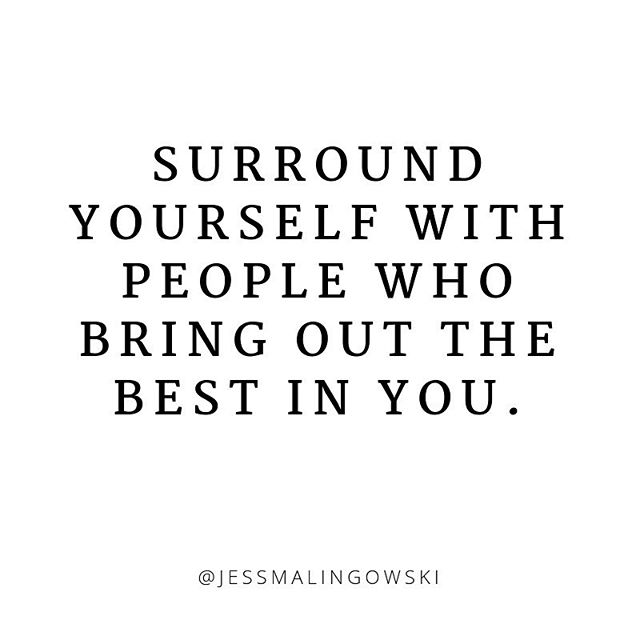 """When you surround yourself with people who get you and who bring out the best in you, your life will dramatically change. - When I moved to a new city, I was trying to build friendships with people who I didn't have much in common with.  Deep down, I knew that the people I was hanging out with were not really """"my people"""", but I was so desperate to have a set of girlfriends that I went with it for a while.  Eventually, those friendships faded and I was forced to try again. - Making friends as an adult is hard.  I honestly think it is harder than dating 😩 I had to be vulnerable and honest with myself and remember that I wanted to build quality friendships with people who had similar interests as me.  If I met someone who I had a connection with, I had to make sure I was putting in the time and effort to build that friendship.  The friendships I have now were not built overnight, but I am glad that I put in the time and effort to connect with people who totally get me.  There is nothing better than knowing you have a good group of girlfriends who have your back 💛 - I encourage you to build on those friends who you are know are quality friends.  Do not worry about HOW MANY friends you have.  I think you will be happier knowing you have a close few who have your back. . . . #quotes #lawofattraction #friendships #qualityoverquantity #truth #standards #expectations #womenempoweringwomen #lifteachotherup"""