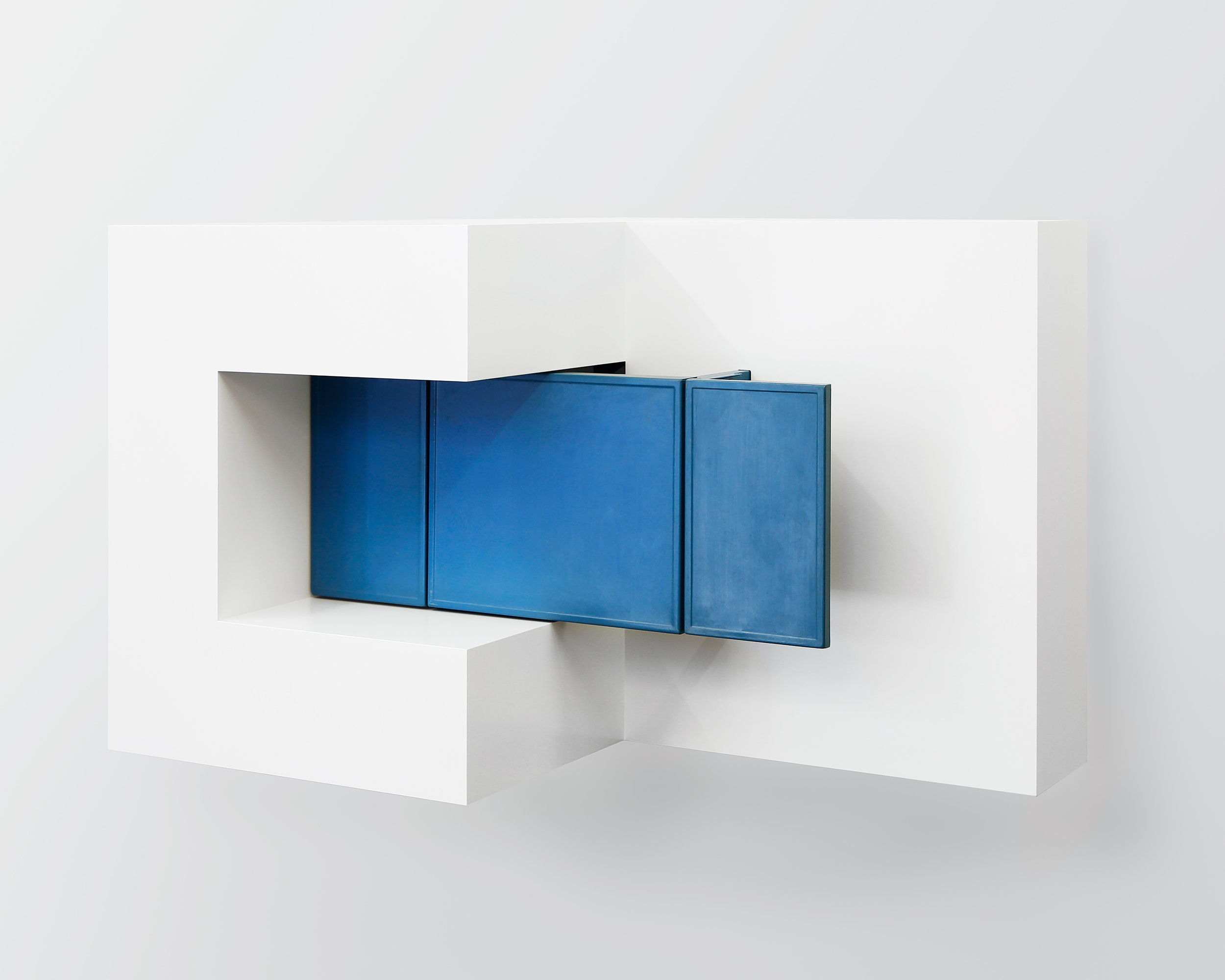 Untitled (with cabinet), 2016