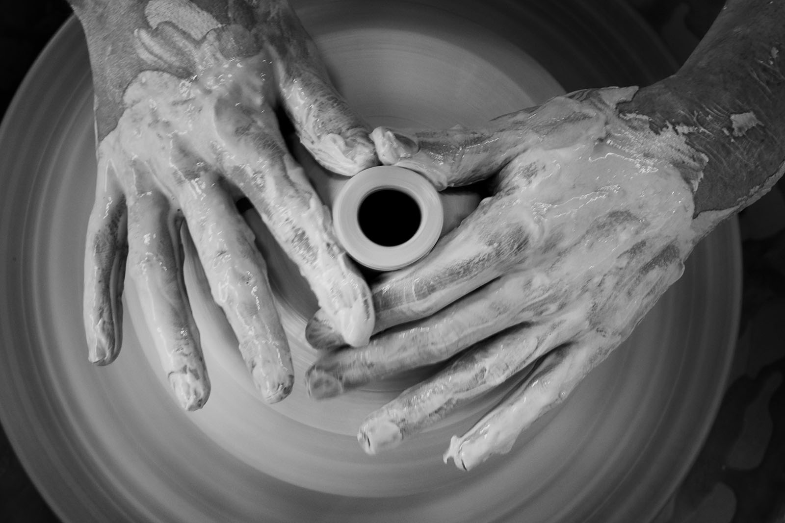 Hands  // Hickory Clay
