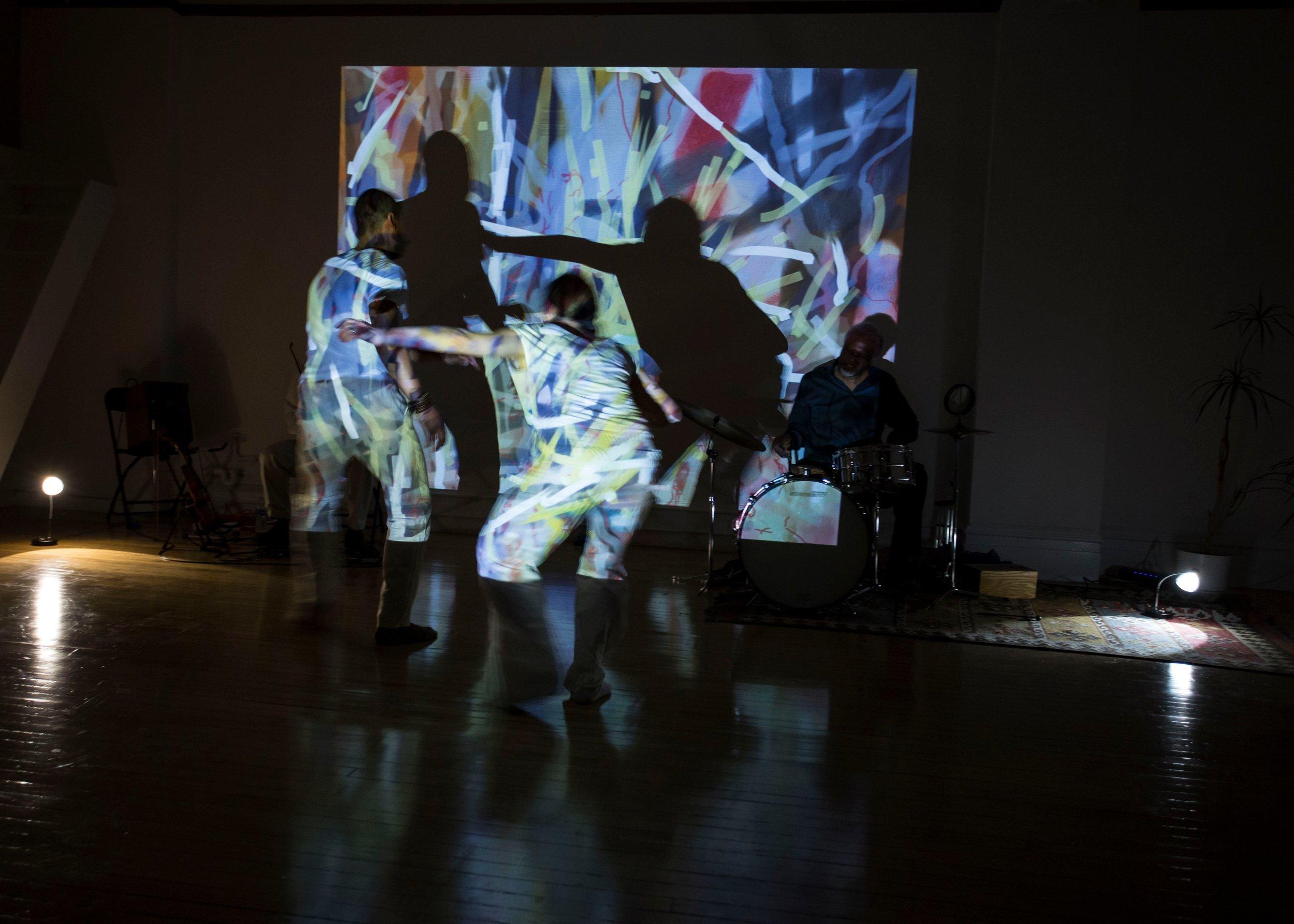 Revolution Resurrection, Dissident Arts Festival