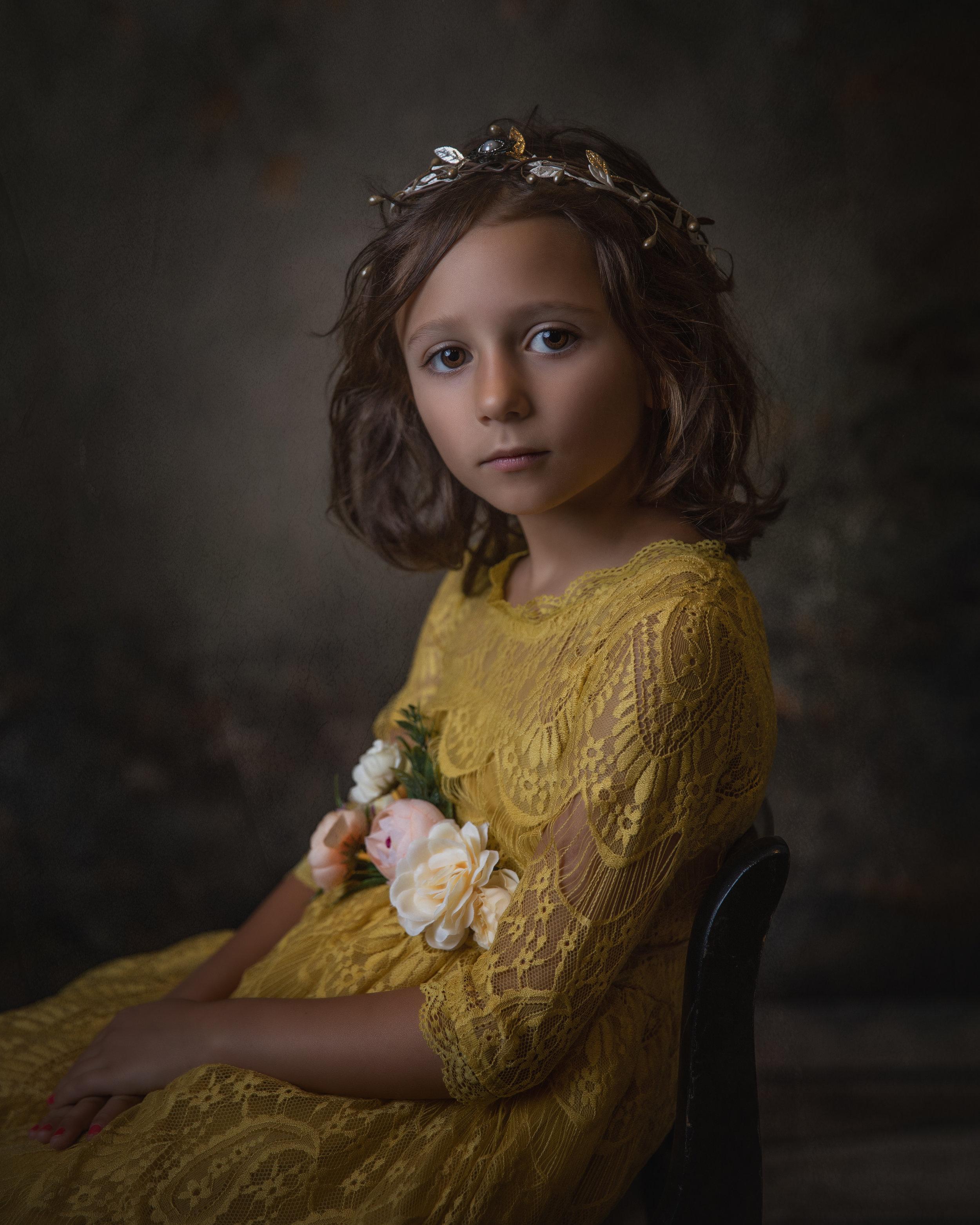 Fine Art Portrait Photography -