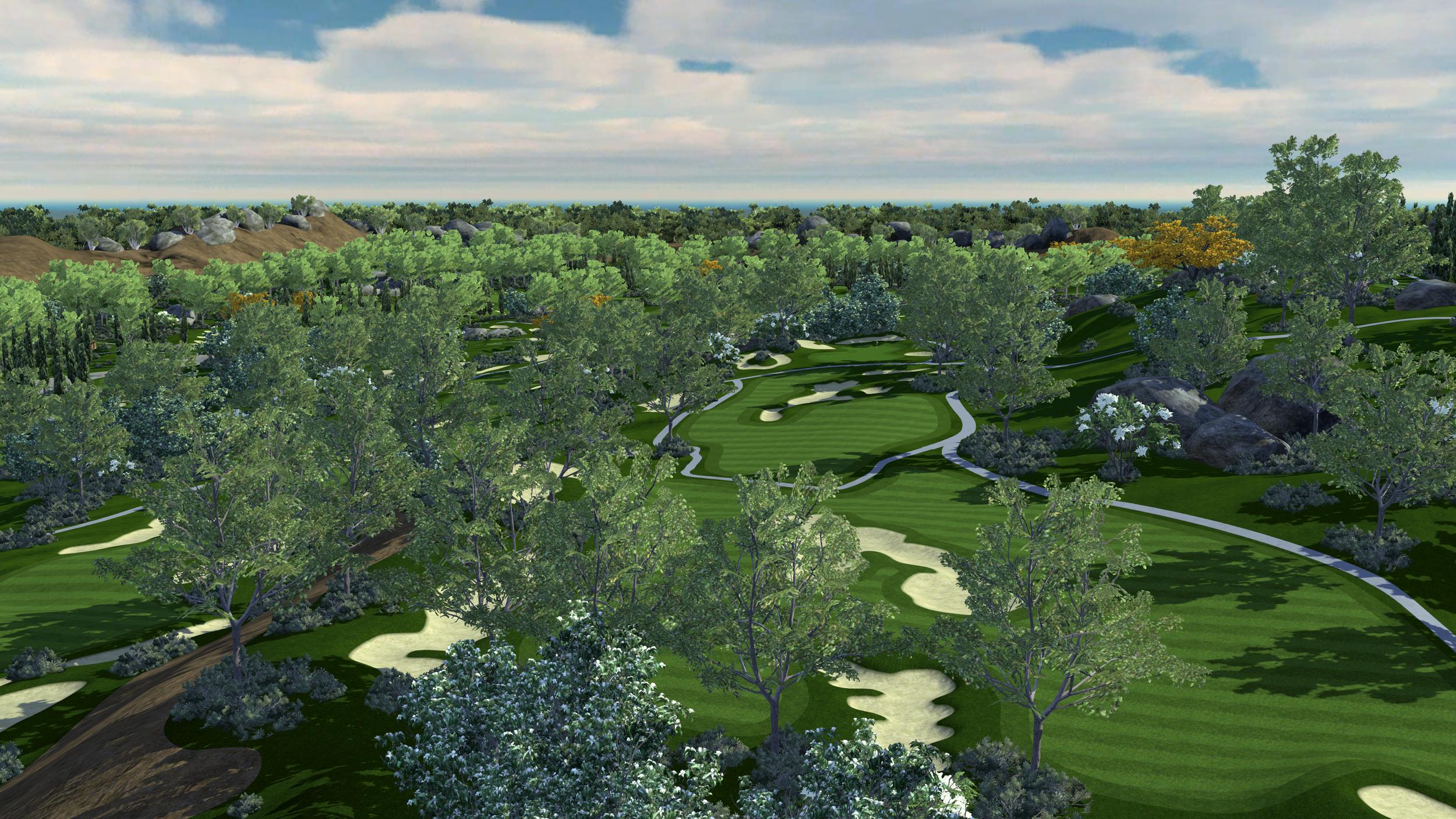Broken Tree Golf Club
