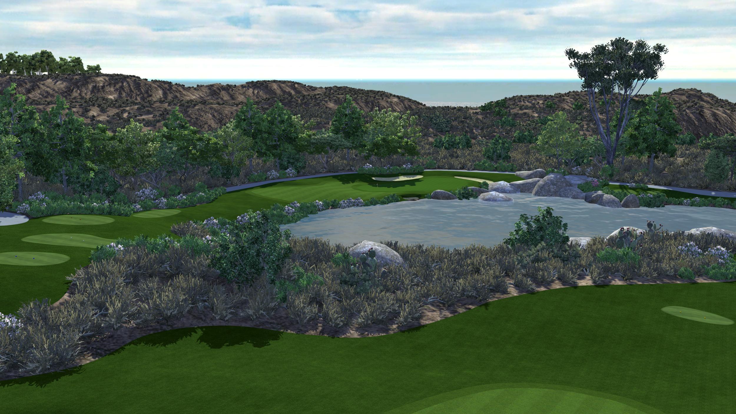 Pelican Hill - Ocean Course