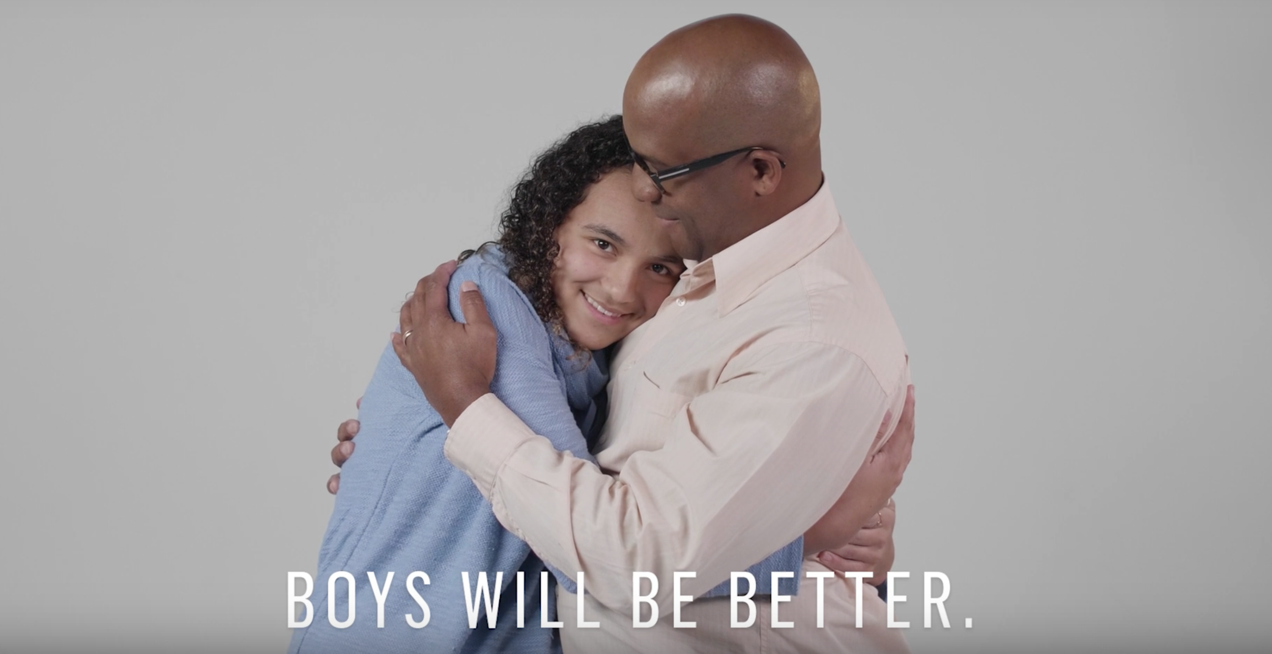 Boys Will Be Better PSA - Producer