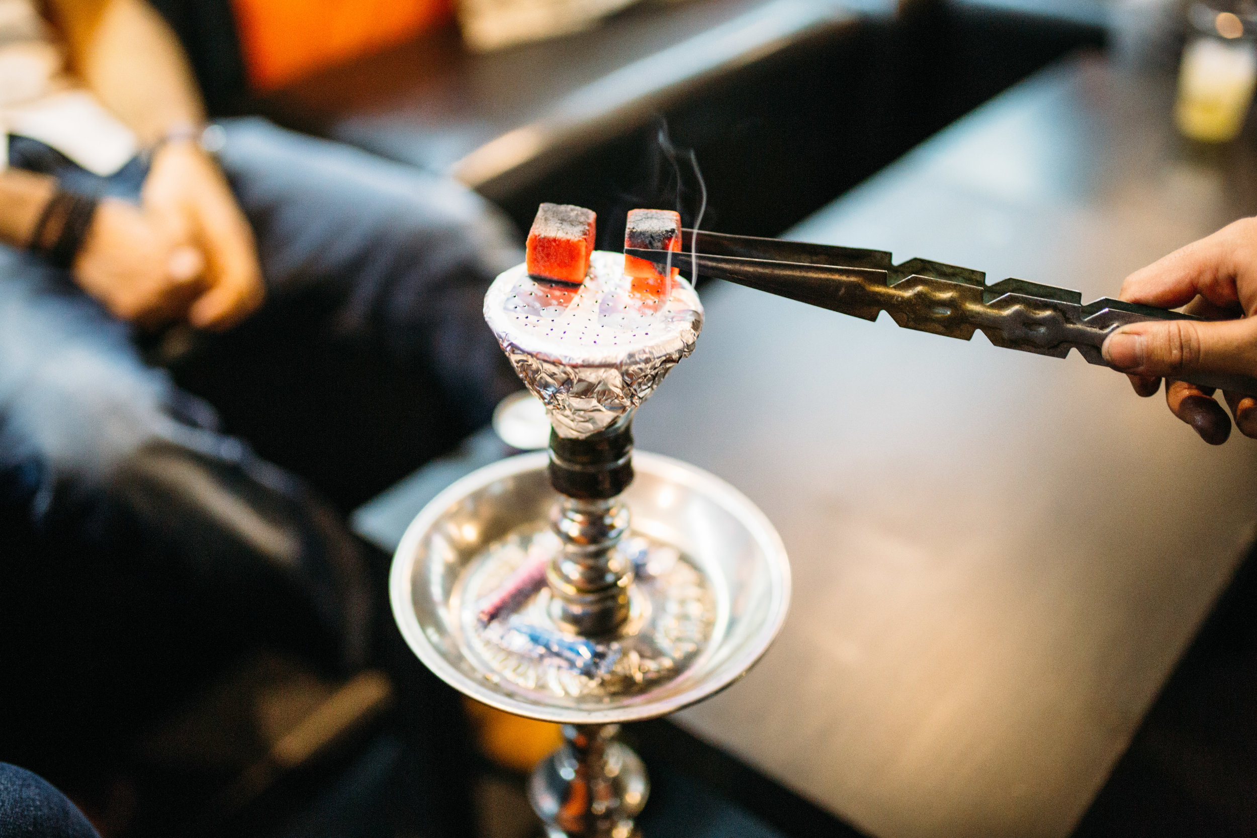 Exit Lounge - Contemporary shisha cafe