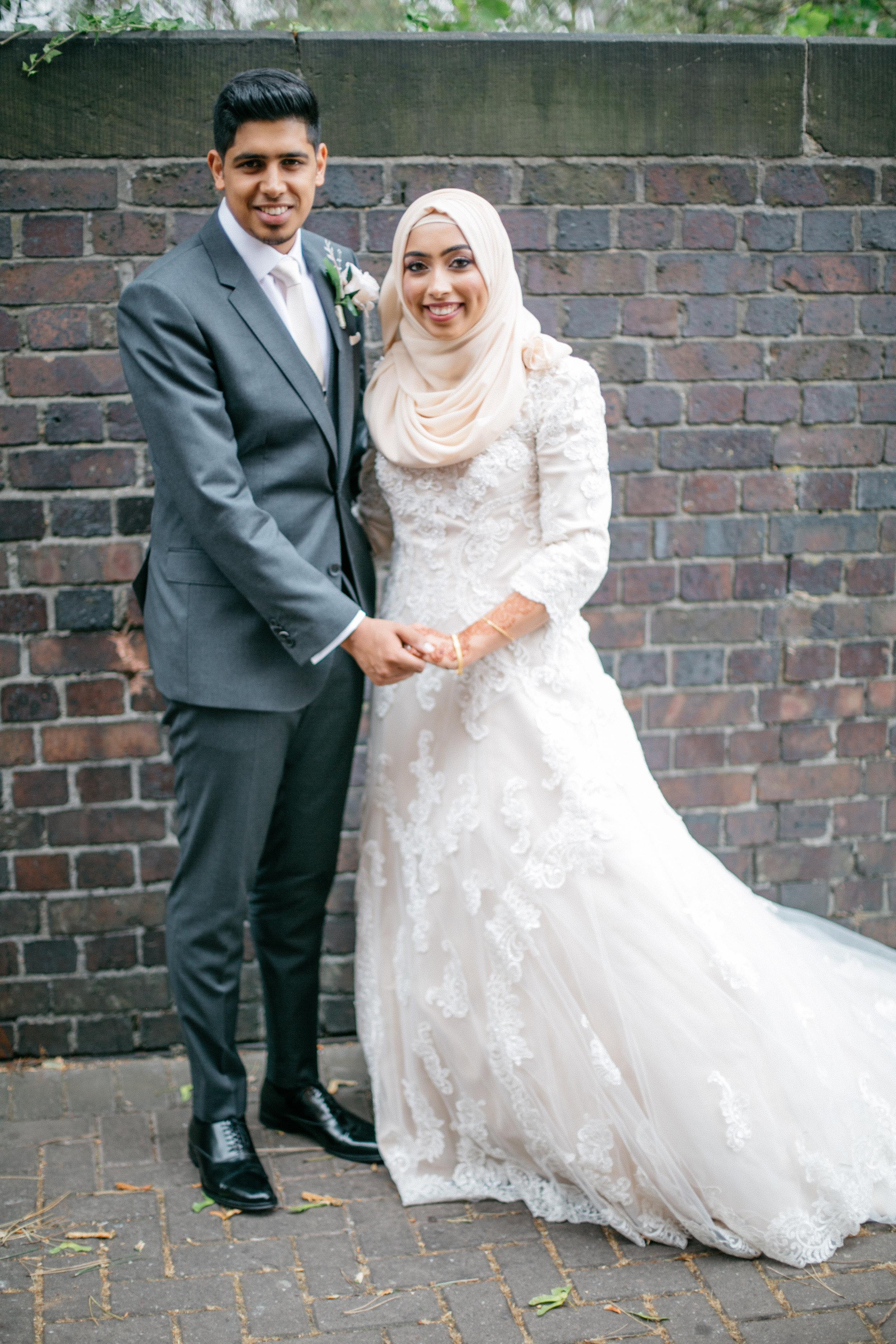 Farhana And Azim -