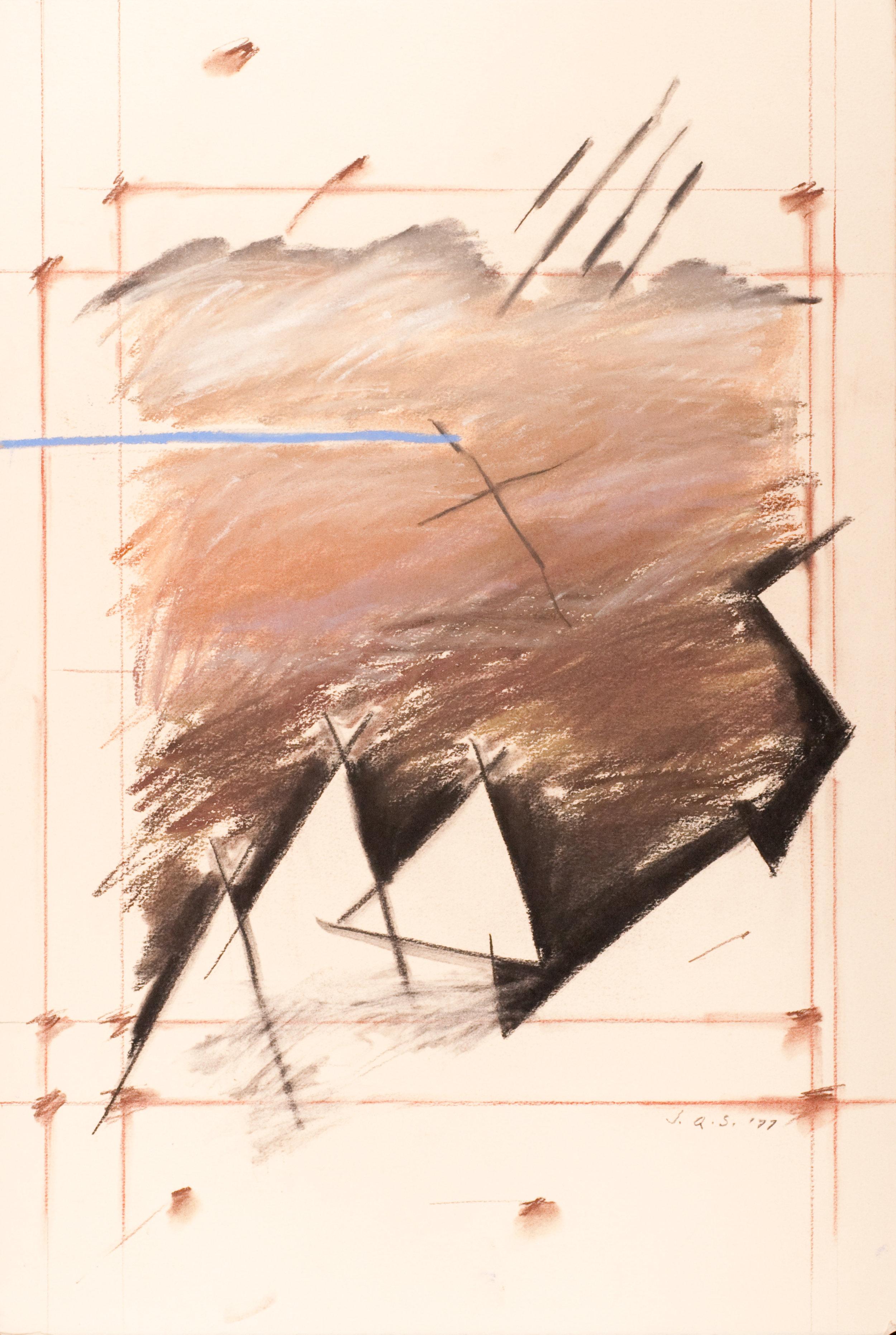 Untitled (Prairie Series), 1978