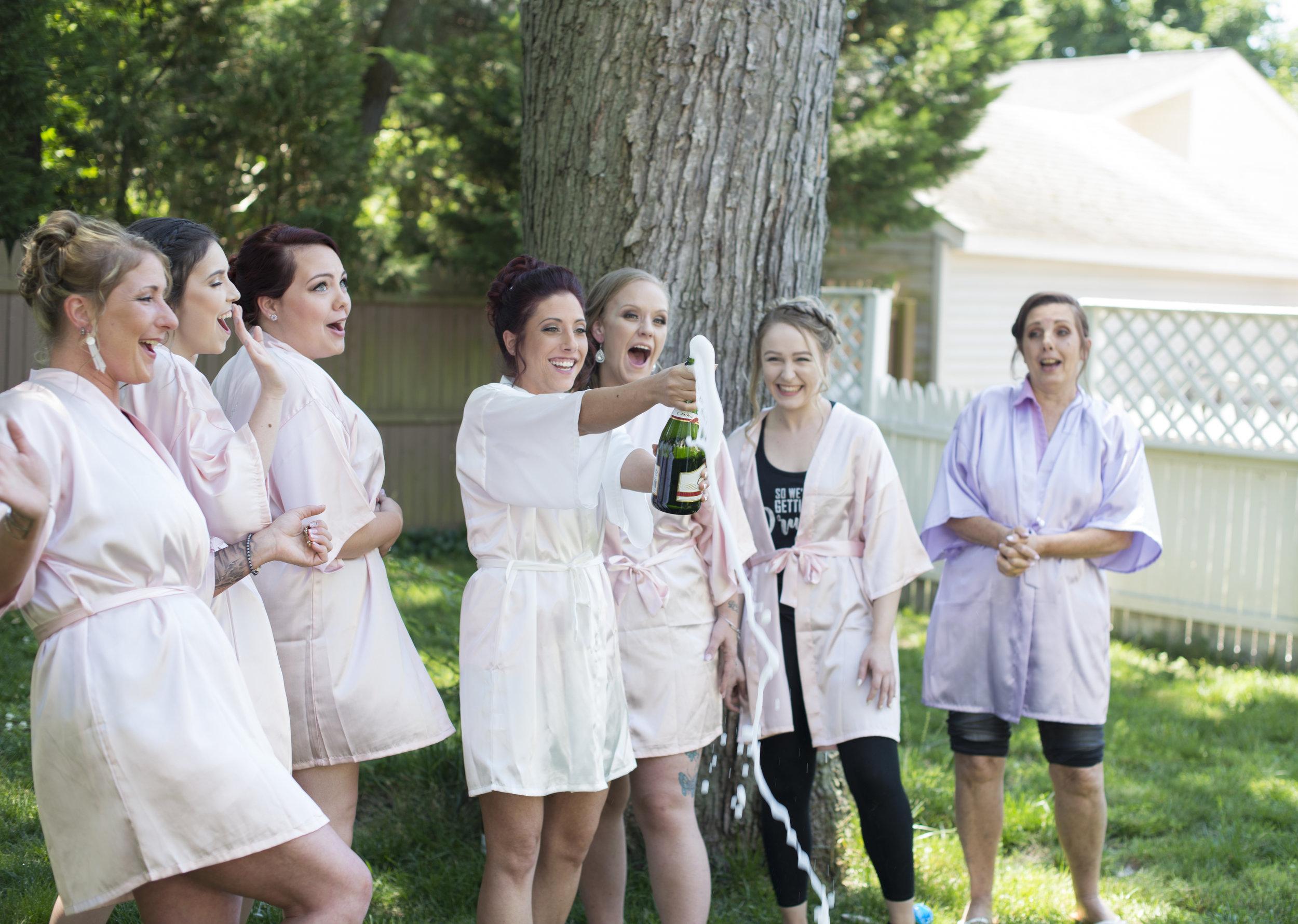 New Jersey based wedding photography