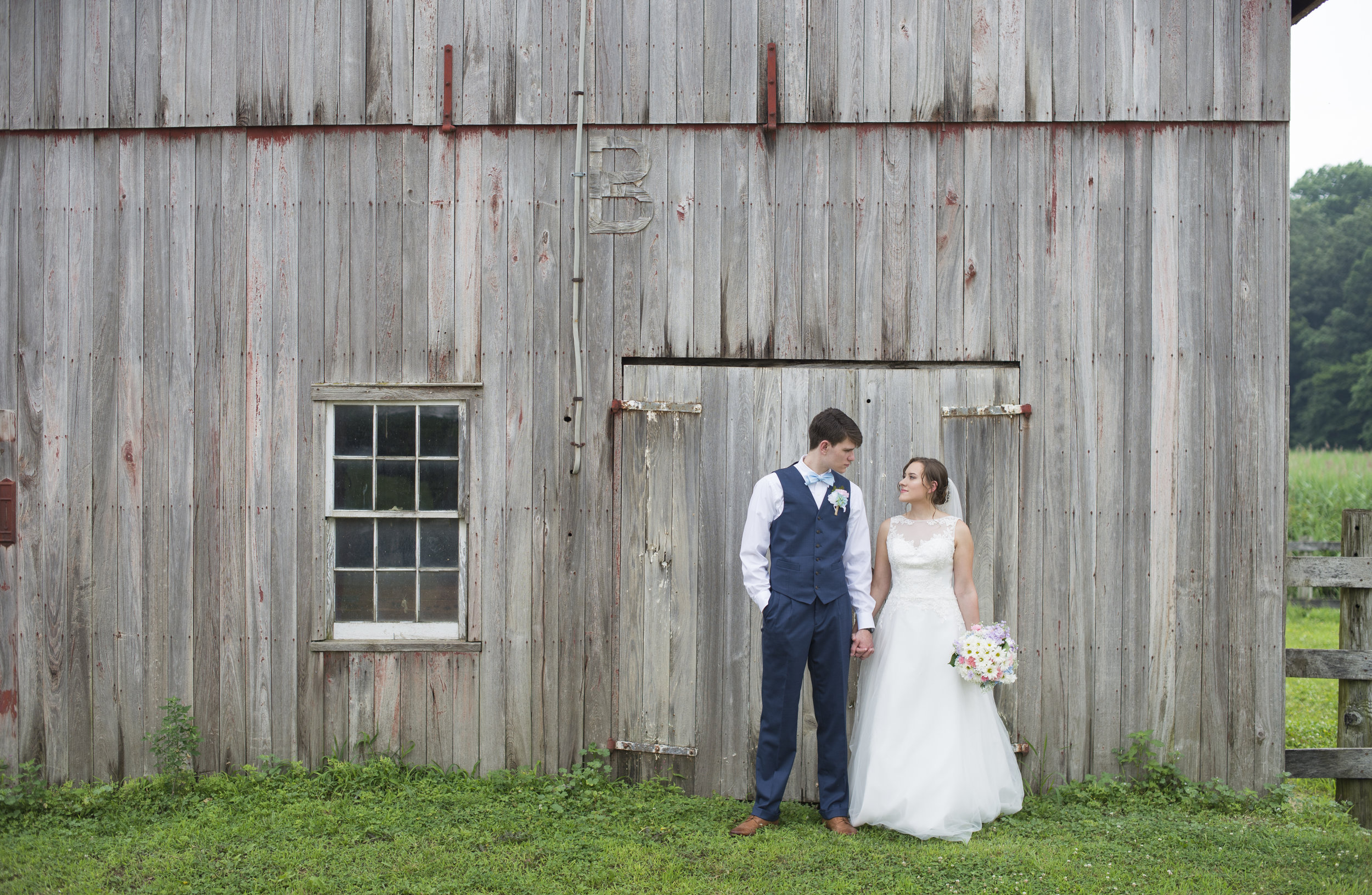 nj rustic bride wedding photographer
