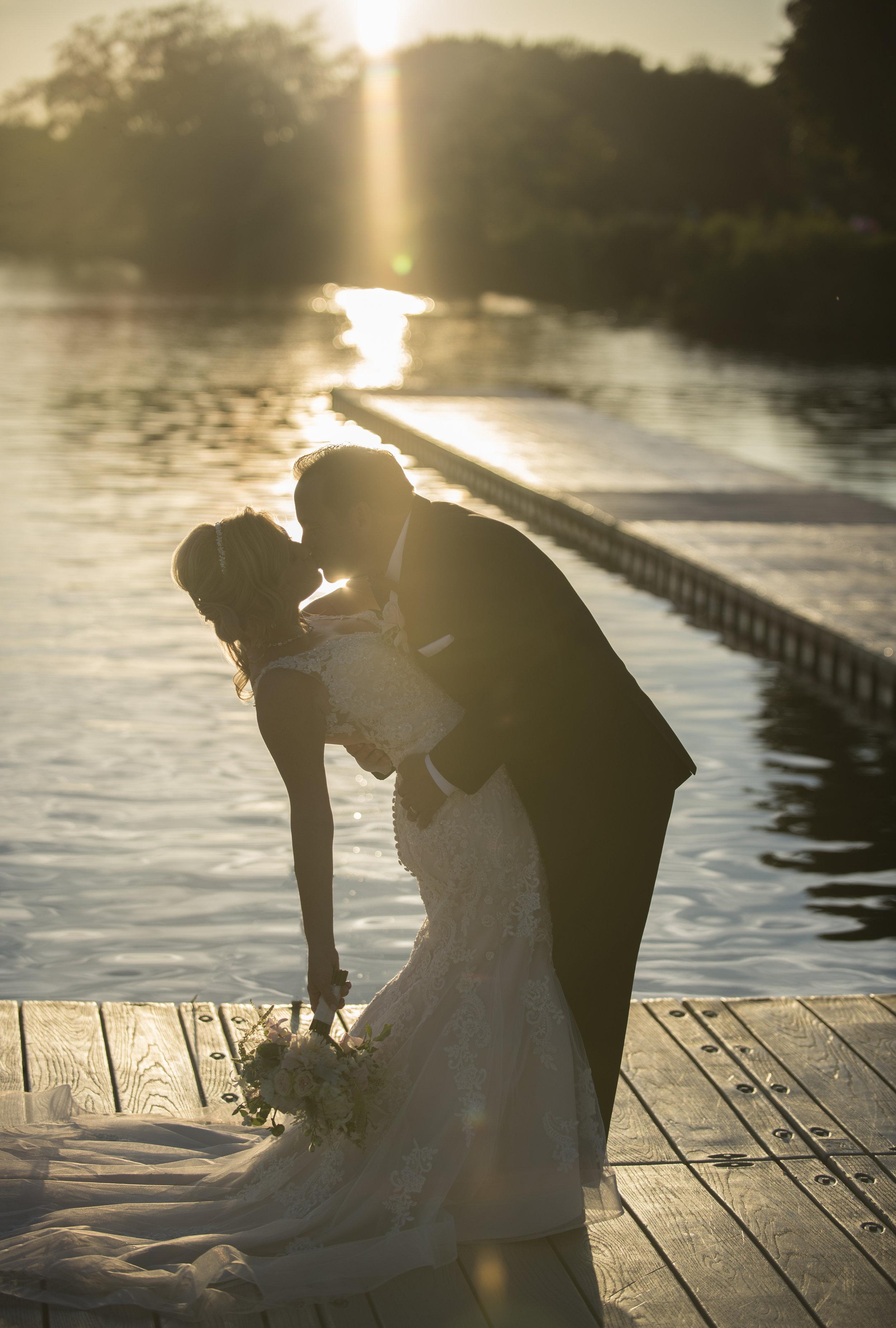 Camden County Boathouse Wedding, NJ
