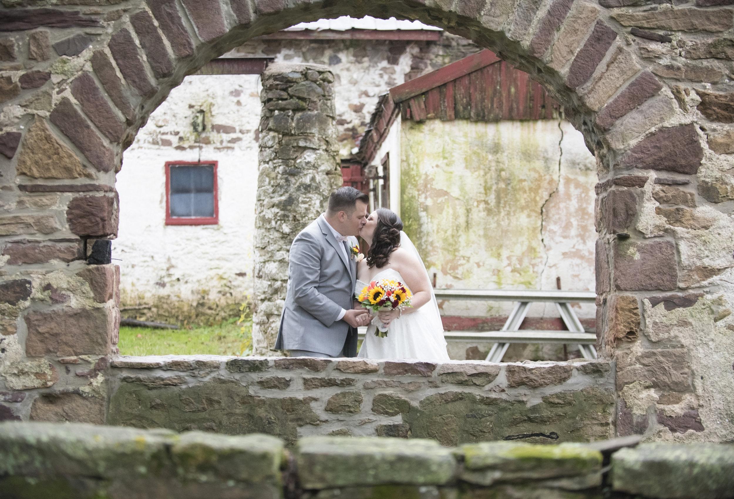 Graeme Park Wedding, Horsham PA