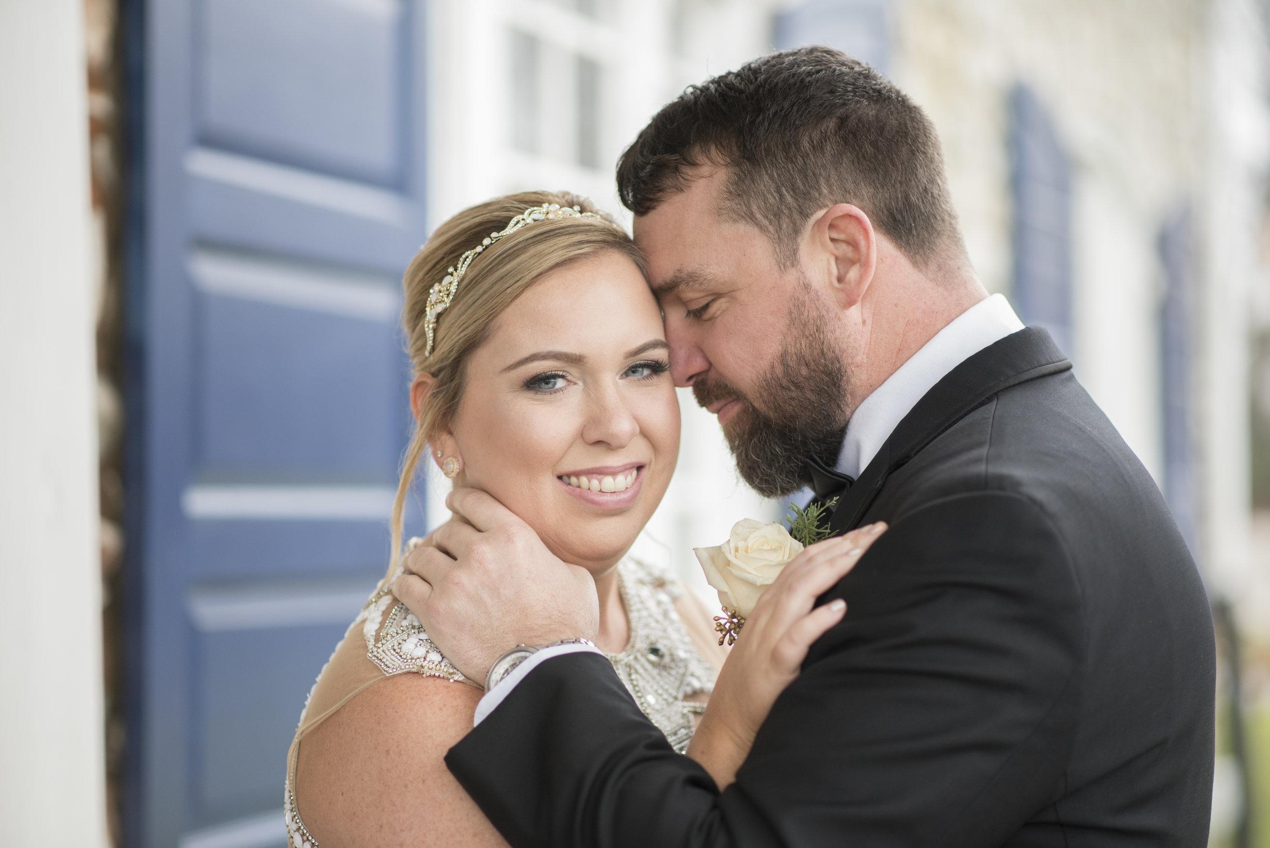 Downingtown County Club Wedding