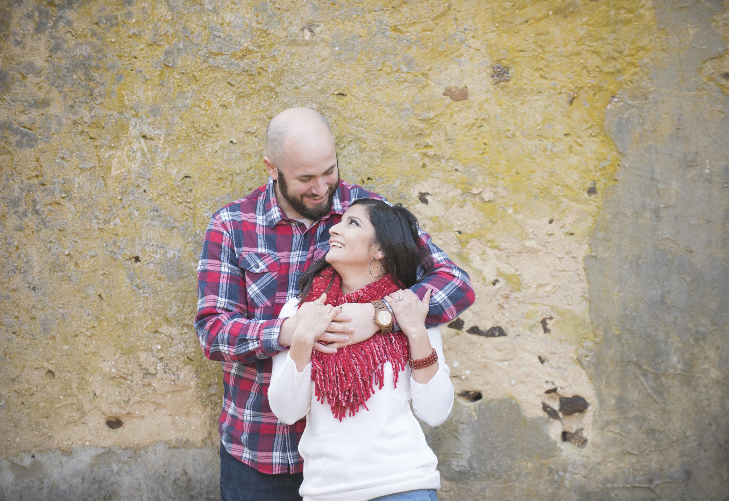 engagement session at batsto village