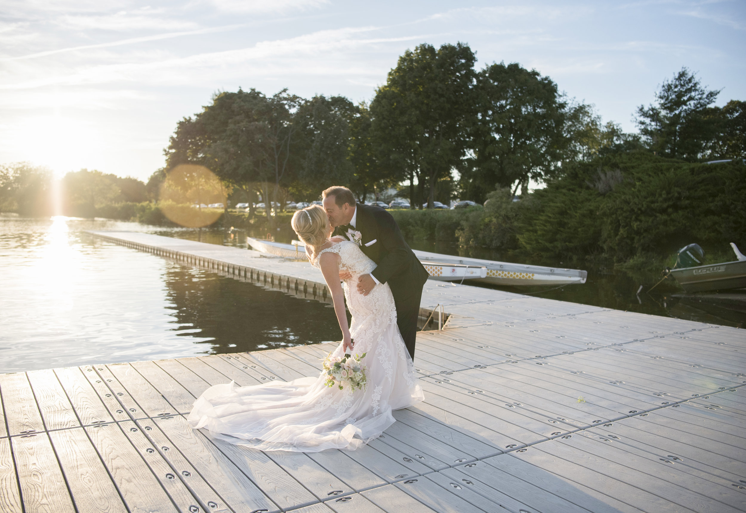 Camden County Boathouse NJ Wedding