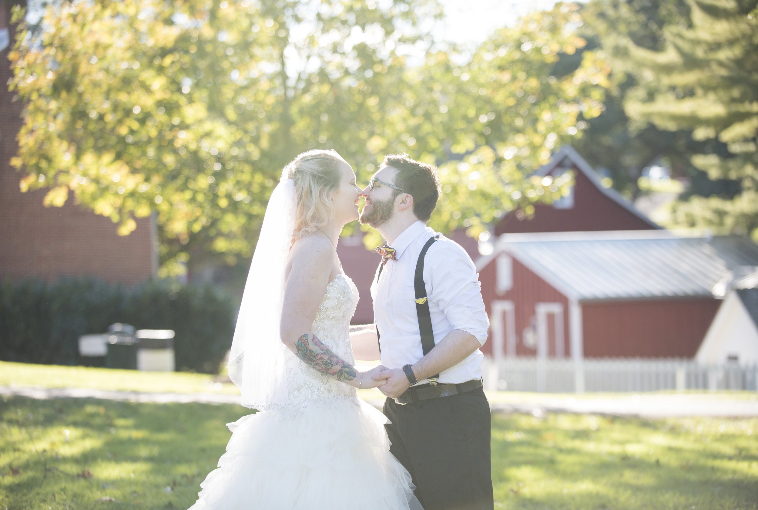 Boswick Photography serves the New Jersey area in wedding photography.