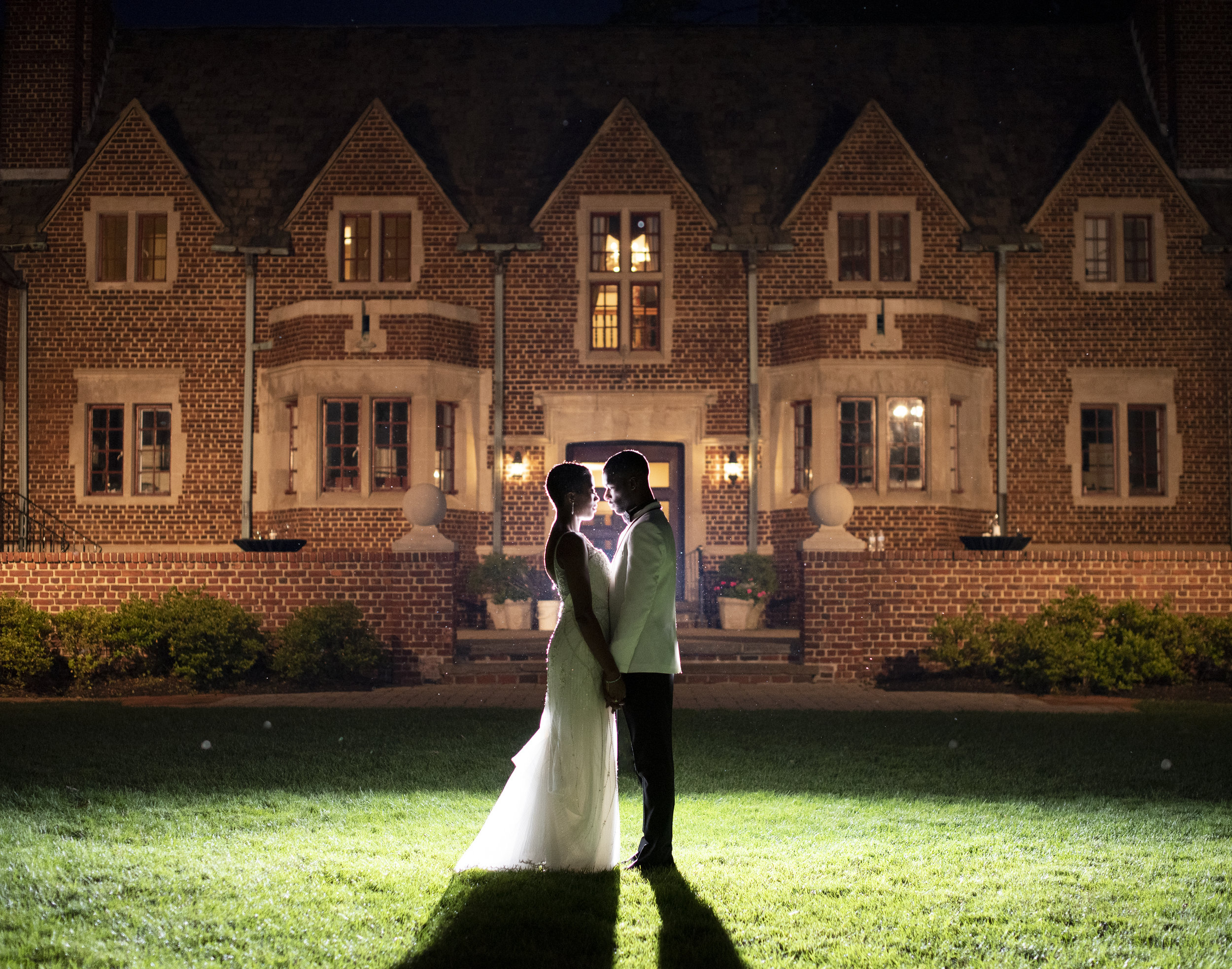 wedding at moorestown community house in moorestown NJ