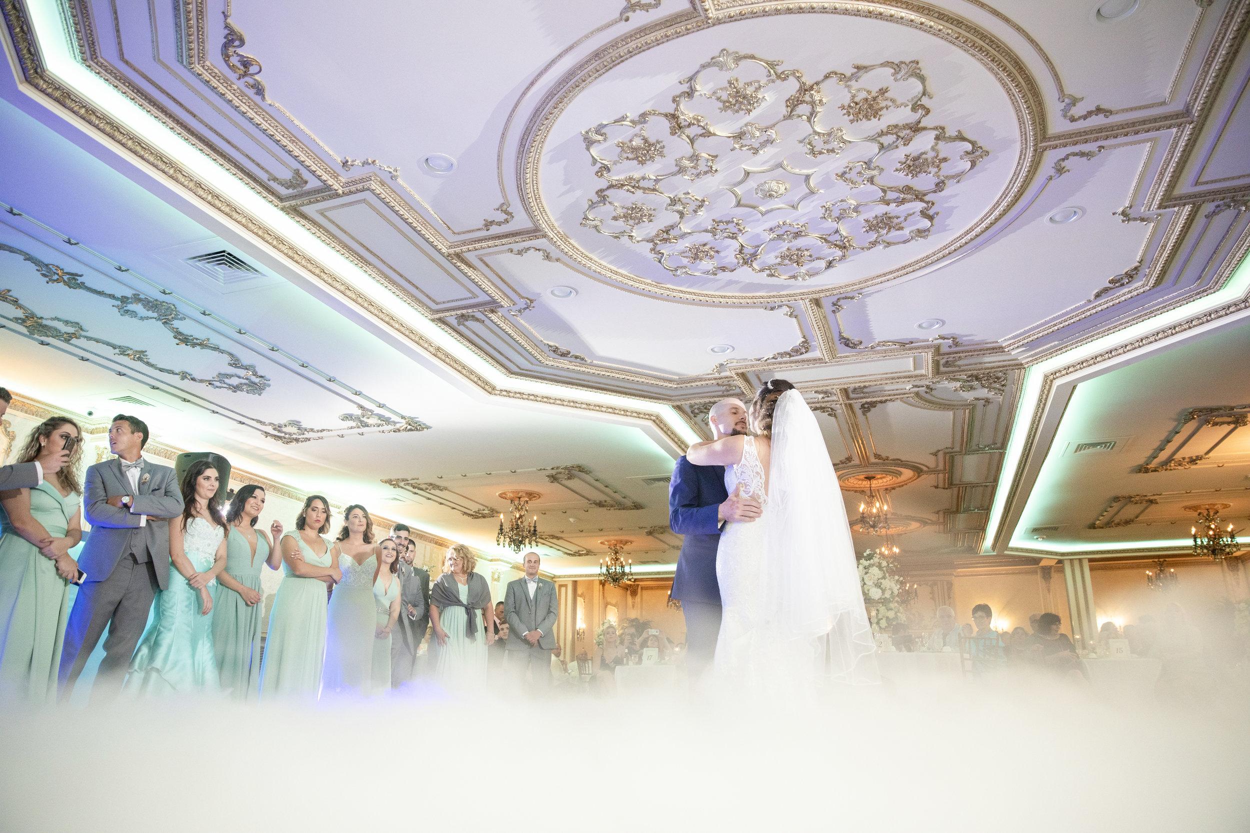 wedding at brigalias in sicklerville nj