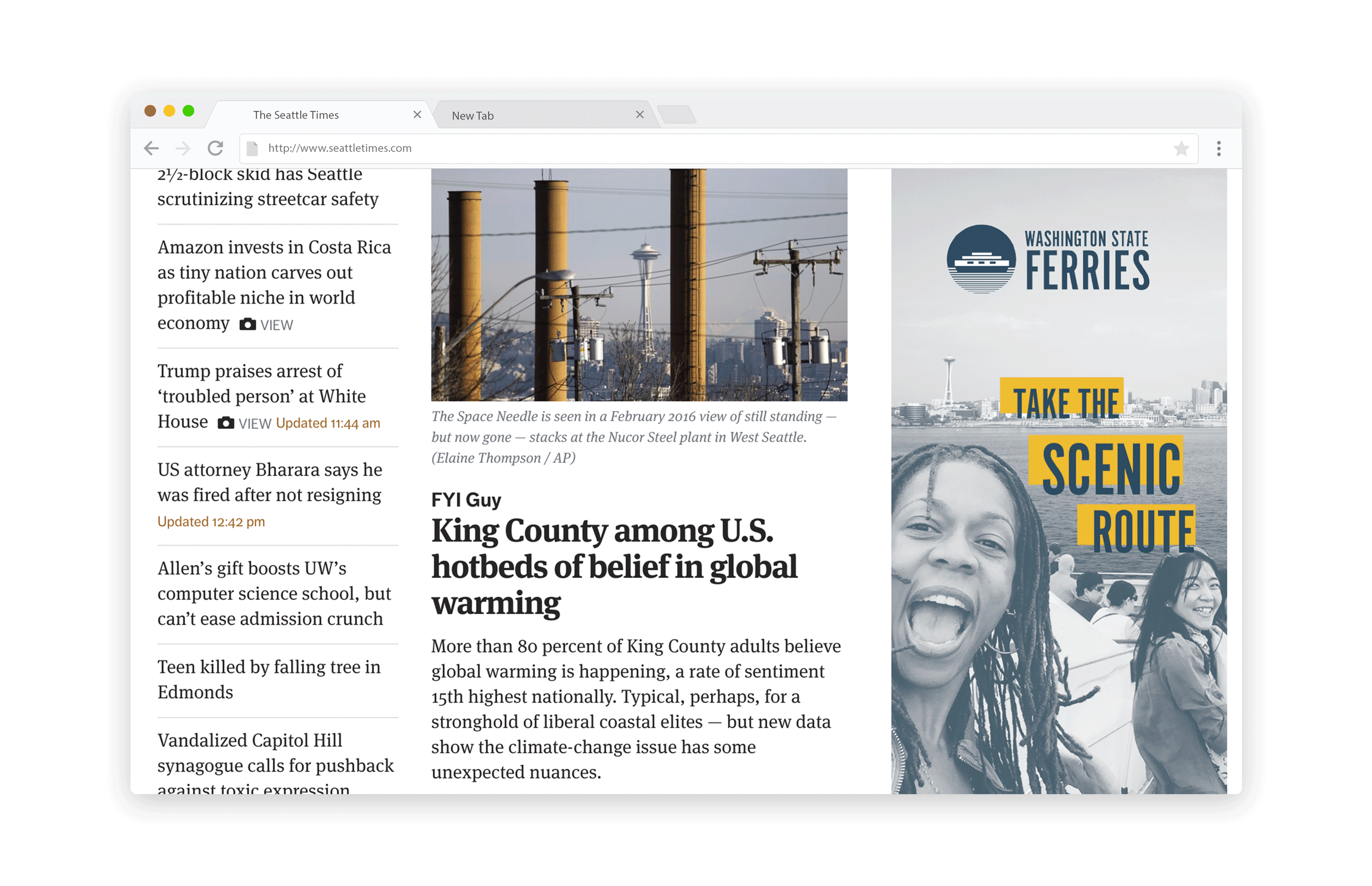 seattle times online advertsing 2