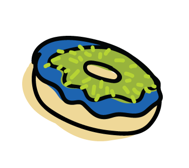 12th Man Donut